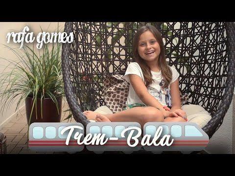Trem Bala Ana Vilela Rafa Gomes Cover Com Imagens Cover