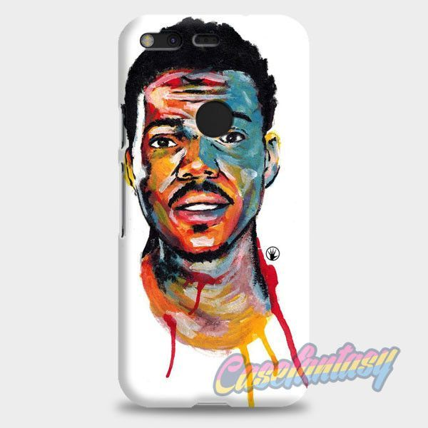 Chance The Rapper Album Parental Advisory Google Pixel XL Case | casefantasy