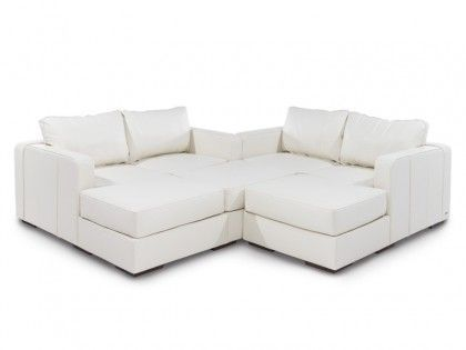 M Lounger Sofa/Couch Sectional with Winter Perforated Standard ...