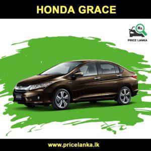 Honda Grace Price In Sri Lanka Pricelanka Lk 2020