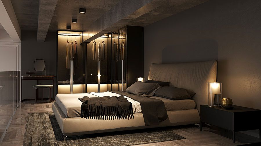 moderne doppelbett ideen 36 designer betten markanten namen | masion ...