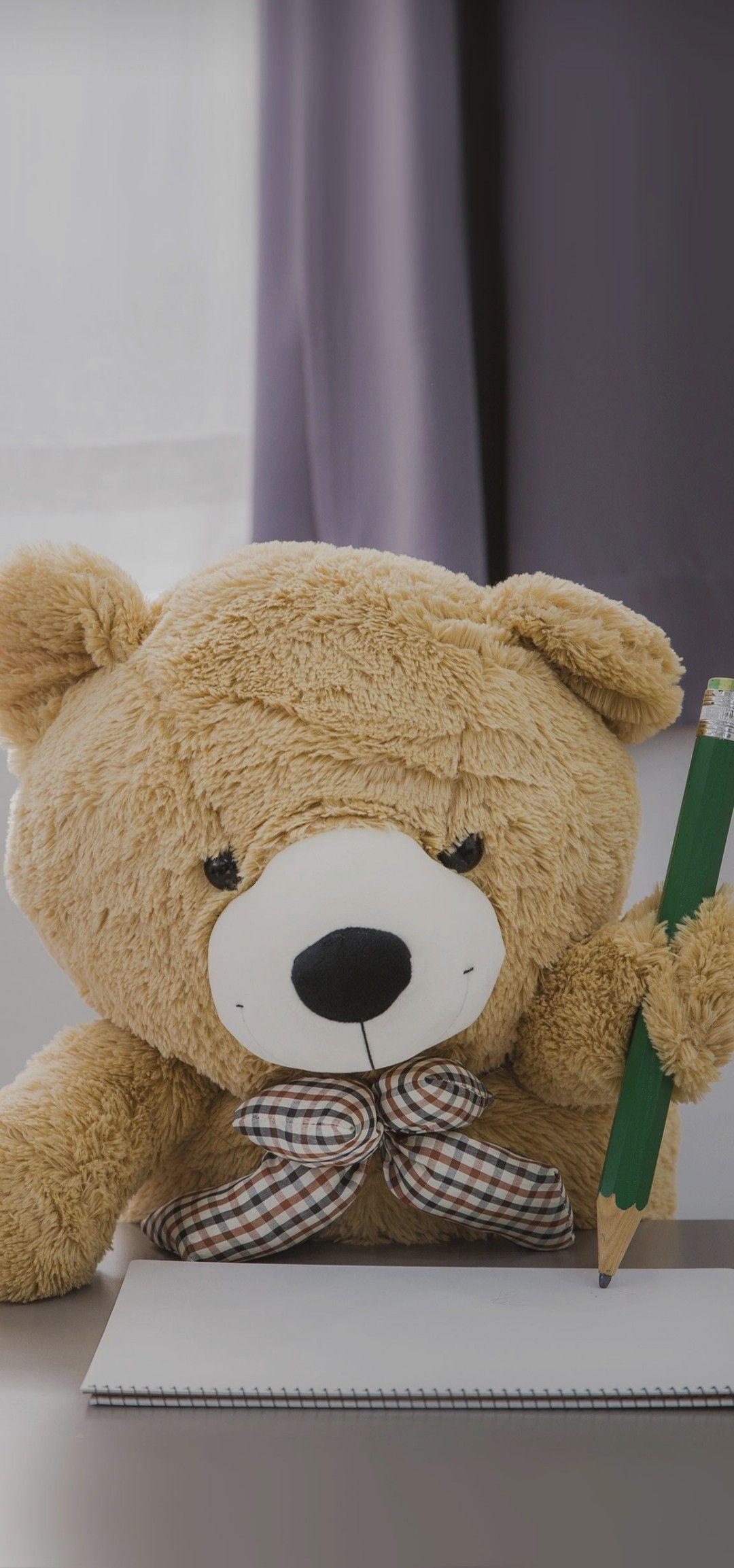 Pin By Sweta On Wallpapers Lockscreen Teddy Teddy Bear Bear