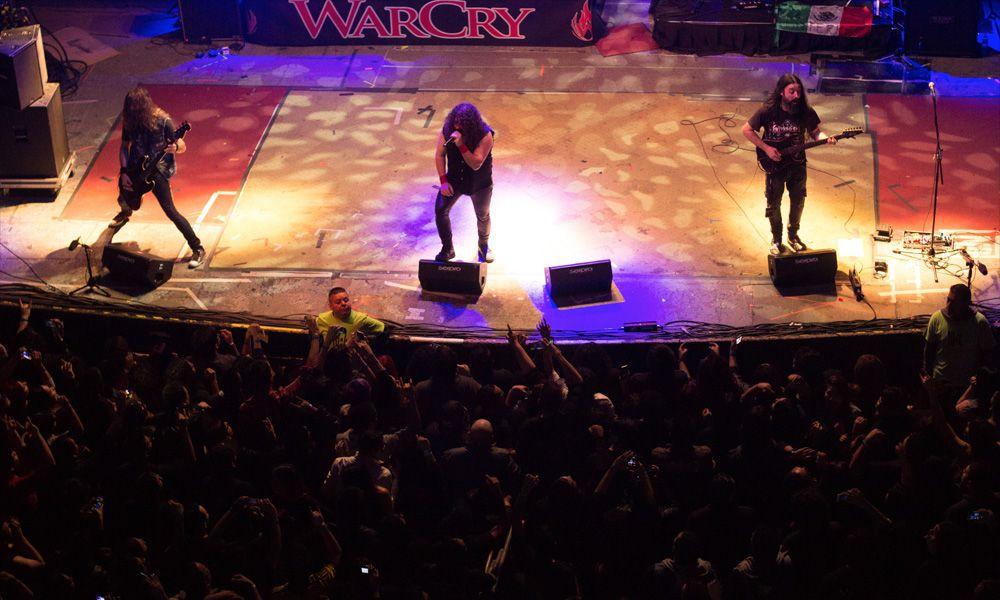 WarCry retumbó en Monterrey