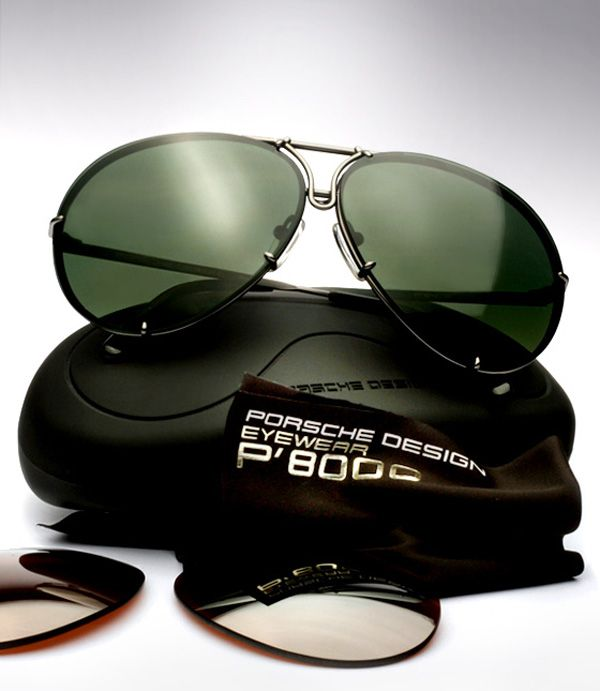7e58f8c5d18e Porsche Design Heritage Eyewear-Collection