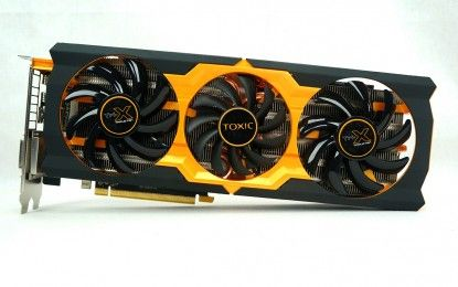 Sapphire Radeon R9 280X Toxic Video Card Review