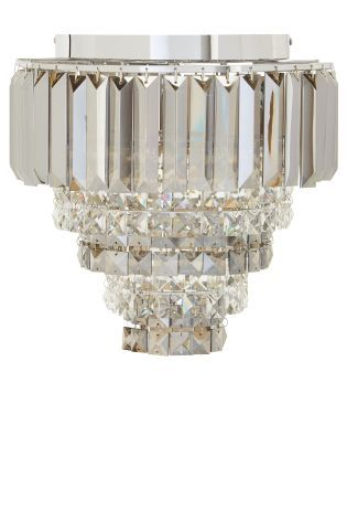 Buy Versailles Flush Light Fitting From The Next UK Online Shop - Bedroom light fittings uk