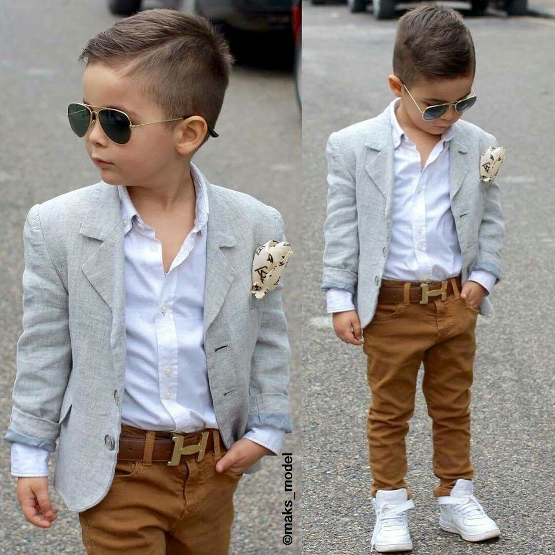 Pin By Jacquelinne Castro On Cortes Ni O Pinterest Boy Fashion Kids Outfits And Babies