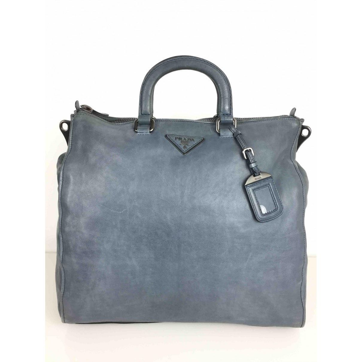 Photo of Prada – Women's leather handbags – gray You are at the right address for … –  …