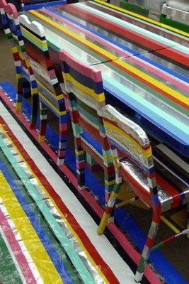 duct tape furniture. Products I Love / Duct Tape Furniture