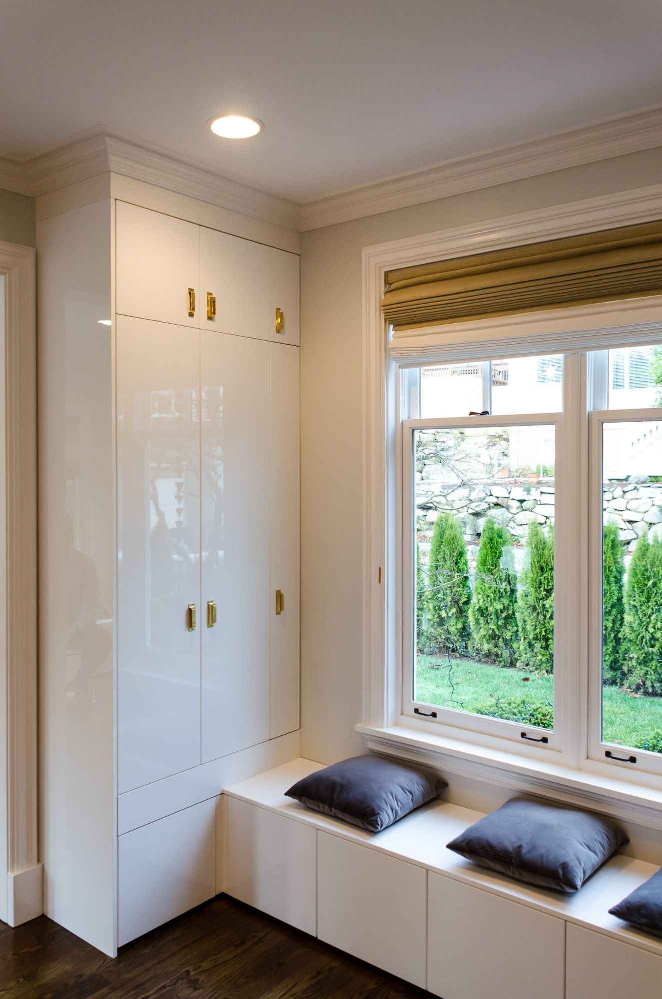 Window seat ikea 1 con un armario de cocina rincones for Armarios de cocina ikea