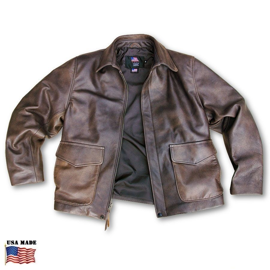 Signature Series Vintage Cowhide IndyStyle Adventurer