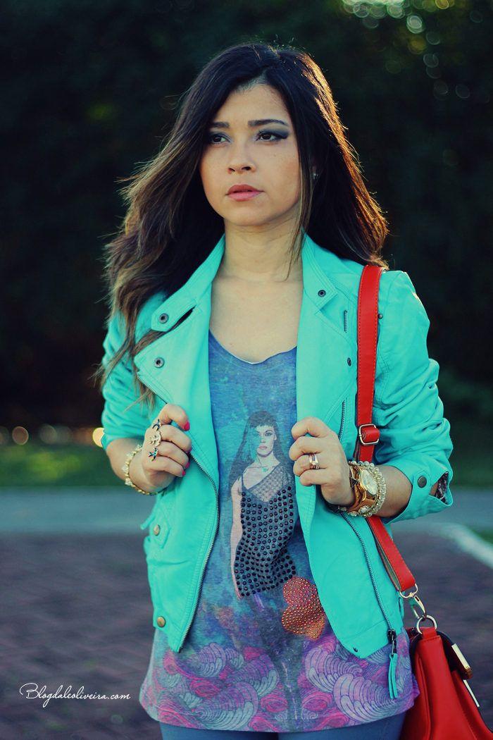 Tons De Azul  jacket