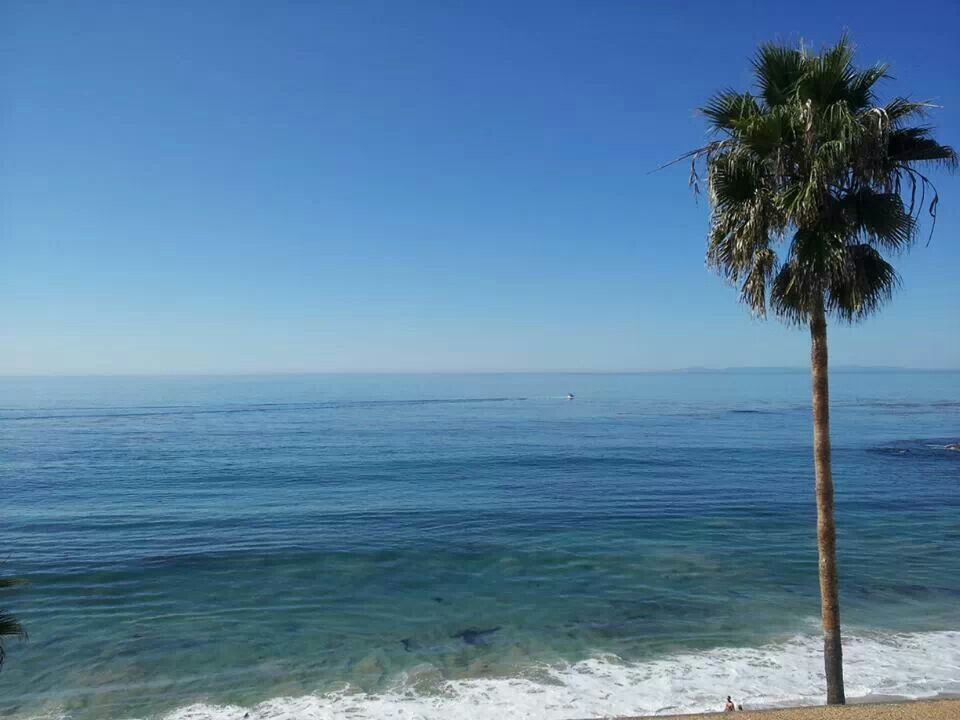 View from The Surf and Sand, Laguna Beach, CA 10-16-2013