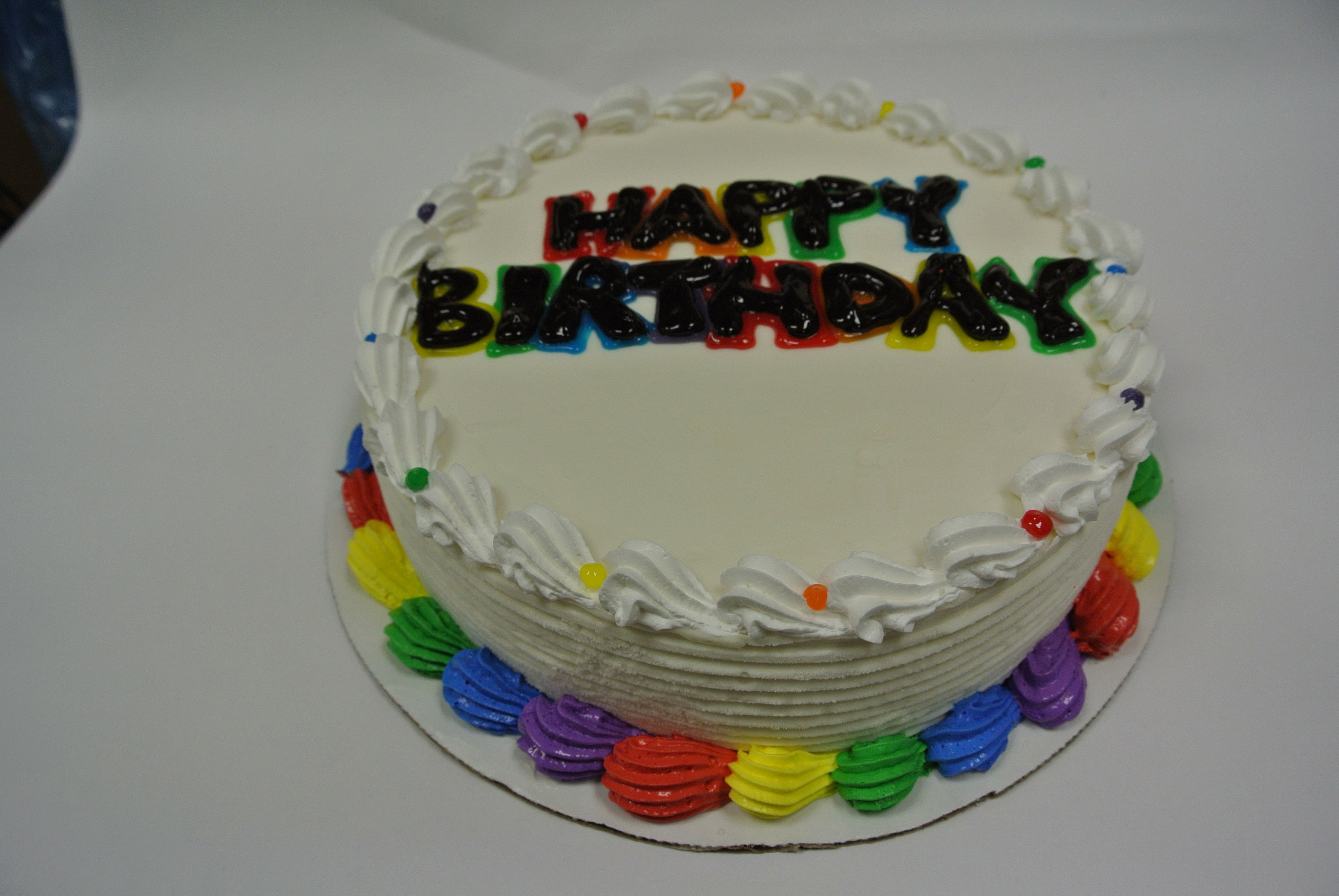 Block Birthday By Sara Beck I Am A Dq Cake Decorator In Sioux Falls
