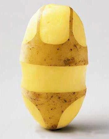"""""""Hot Potato"""" >> What can I say, it made me chuckle!"""