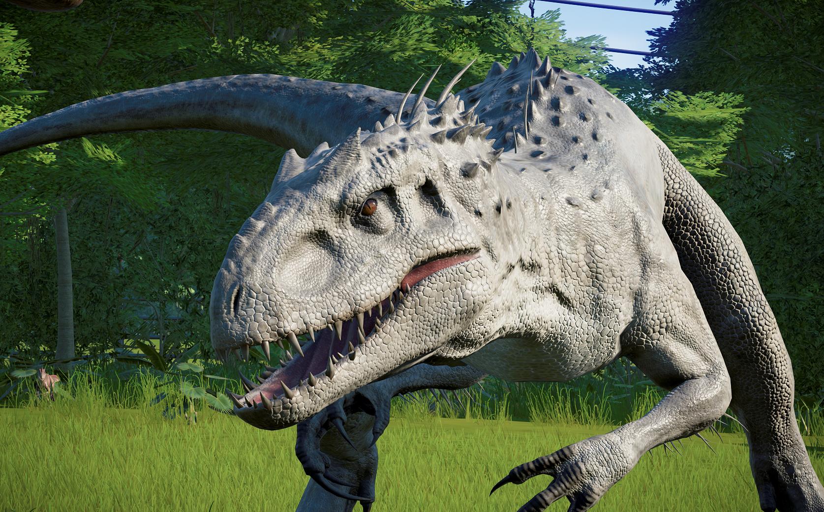 Indominus Rex Jurassic World Evolution By Sapphiresenthiss Jurassic World Jurassic World Dinosaurs Jurassic Park World