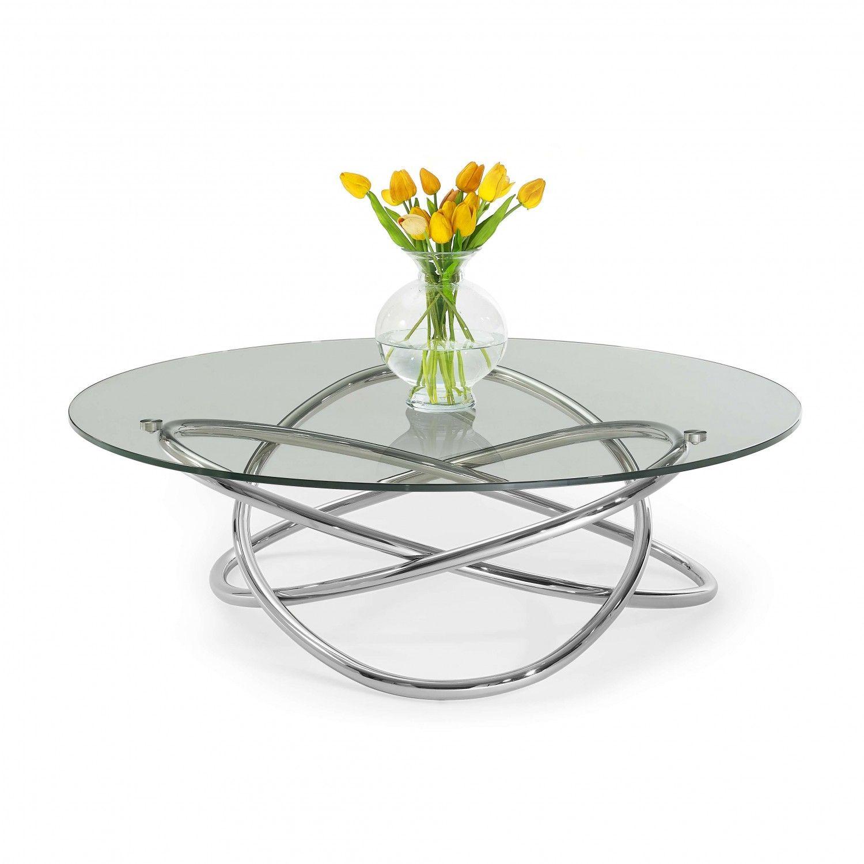 Modern Design Sabina Round Coffee Table Creative Furniture