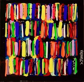 David Ferreira, Finger, Peinture | Oeuvre d'art, Art contemporain, Contemporain