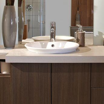 Install A Drop In Bathroom Sink Bathroom Interior Design