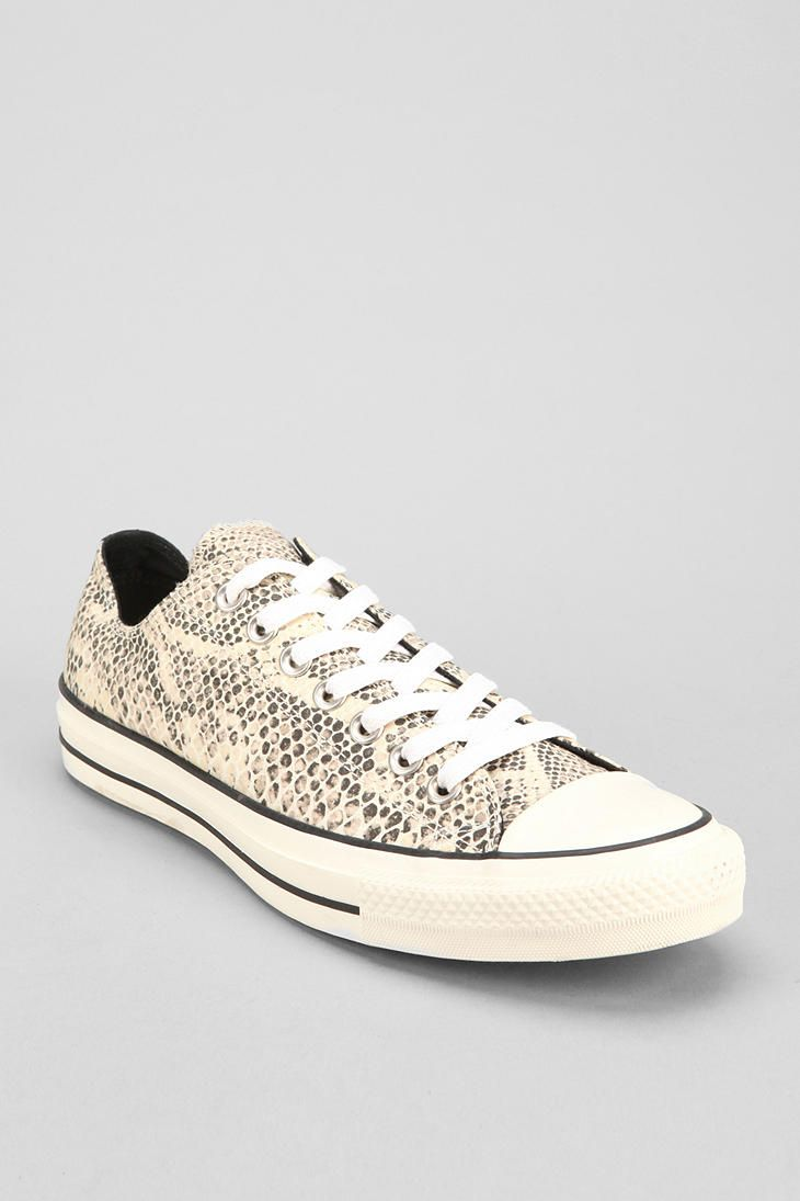 4f46d819269b64 Converse Chuck Taylor All Star Snakeskin Men s Low-Top Sneaker