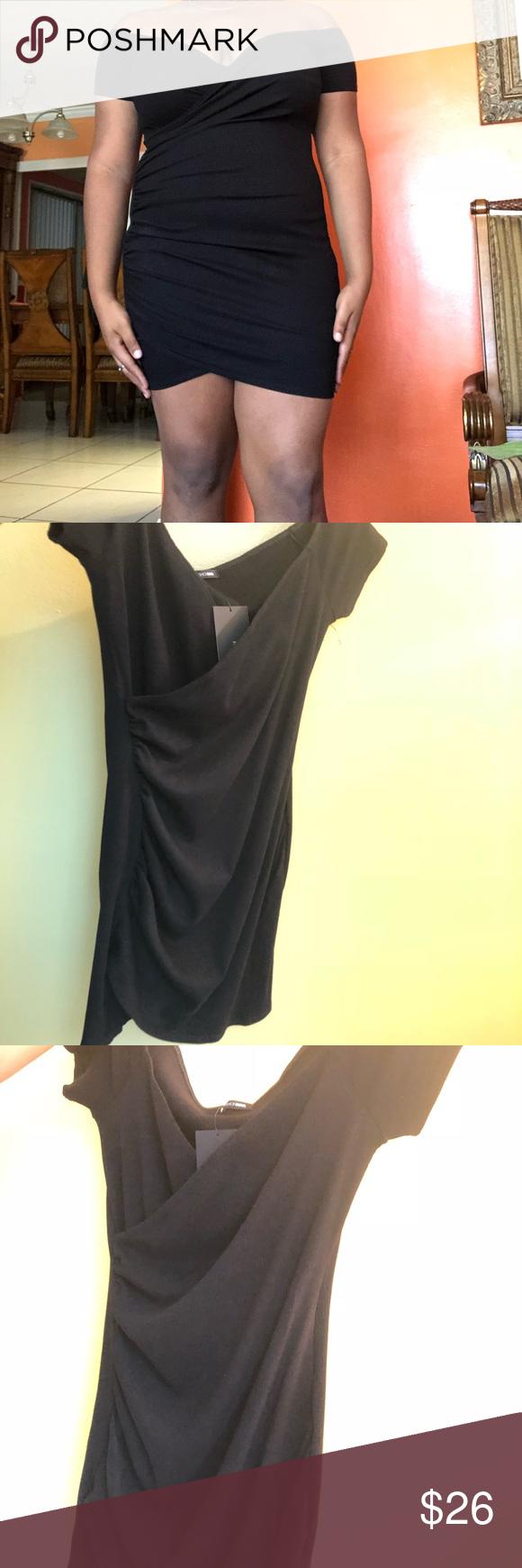 The night we met dress black fashion nova Tried on the dress 10242ff48