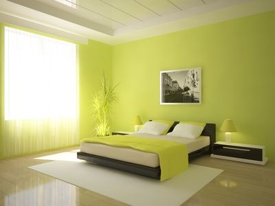 9 Trendy Bedroom Accents Lime Green Bedrooms Room Color Combination Indian Bedroom Decor