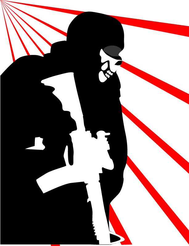 Ghost   Call Of Duty Modern Warfare 2   Task Forces 141 British  