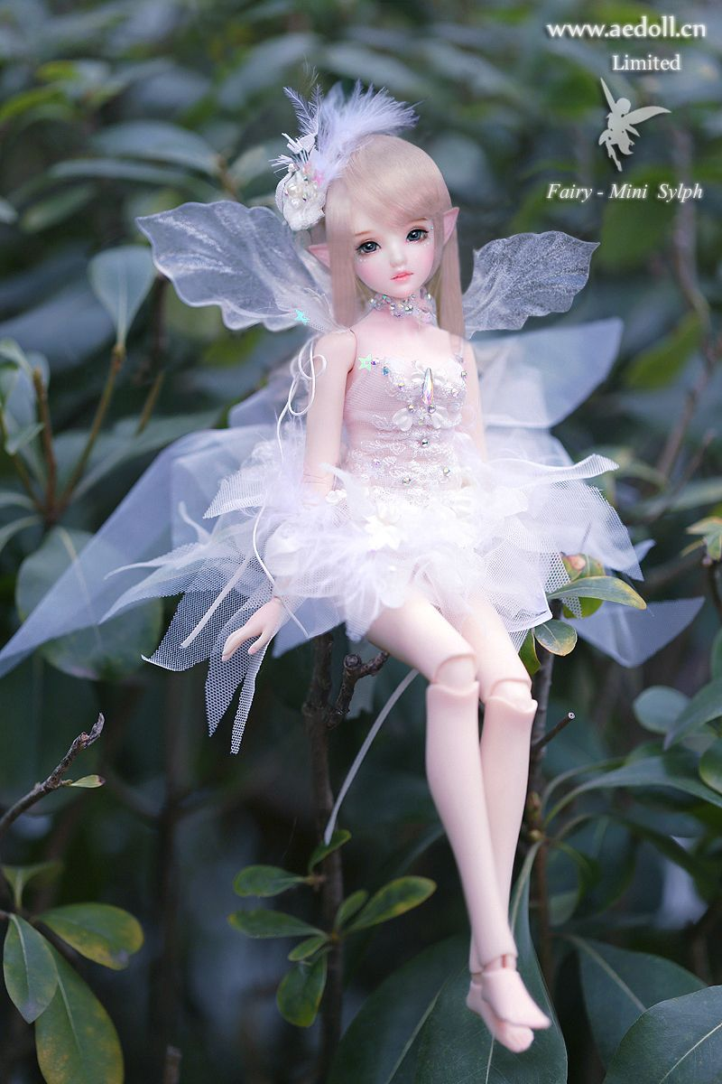 China Doll Gorgeous Moon Fairy Doll Dress Doll Ball-Jointed Doll For Girls