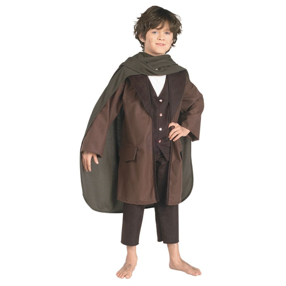 The Lord of the Rings Frodo Boys Halloween Costume - Medium