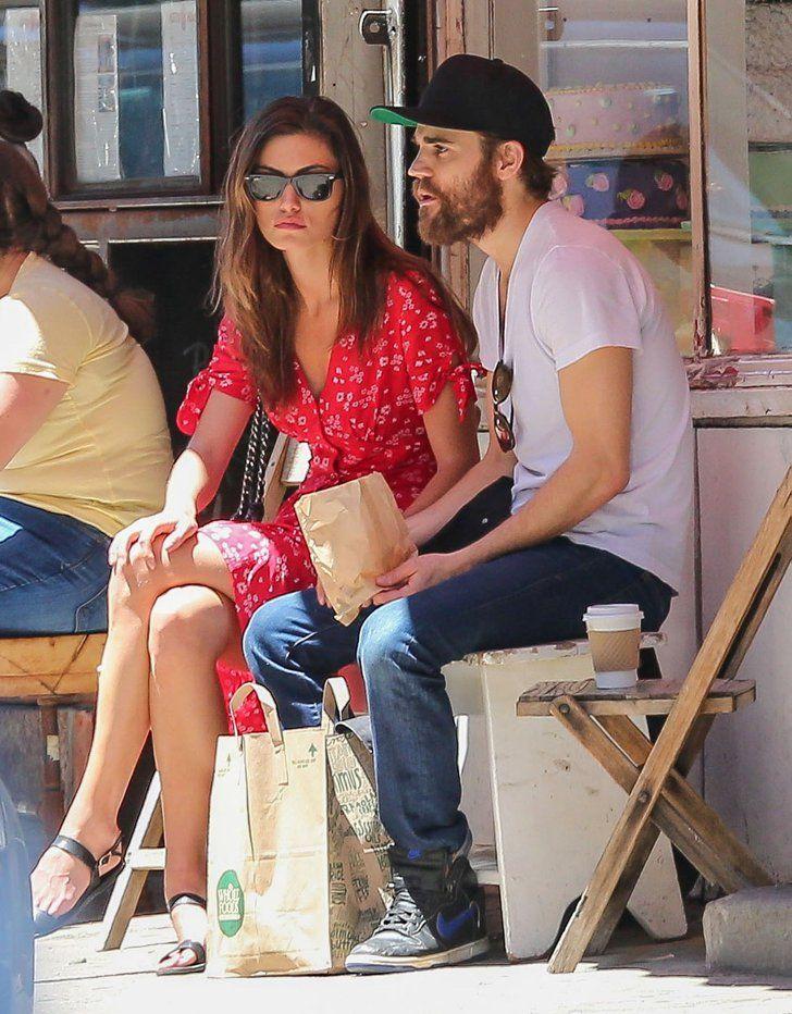 Paul dating Phoebe