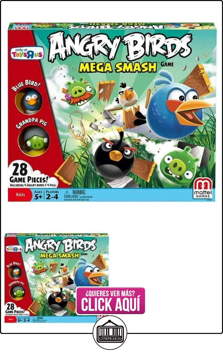 Angry Birds - Mega Smash Game  ✿ Lego - el surtido más amplio ✿ ▬► Ver oferta: https://comprar.io/goto/B007PSMZ9O