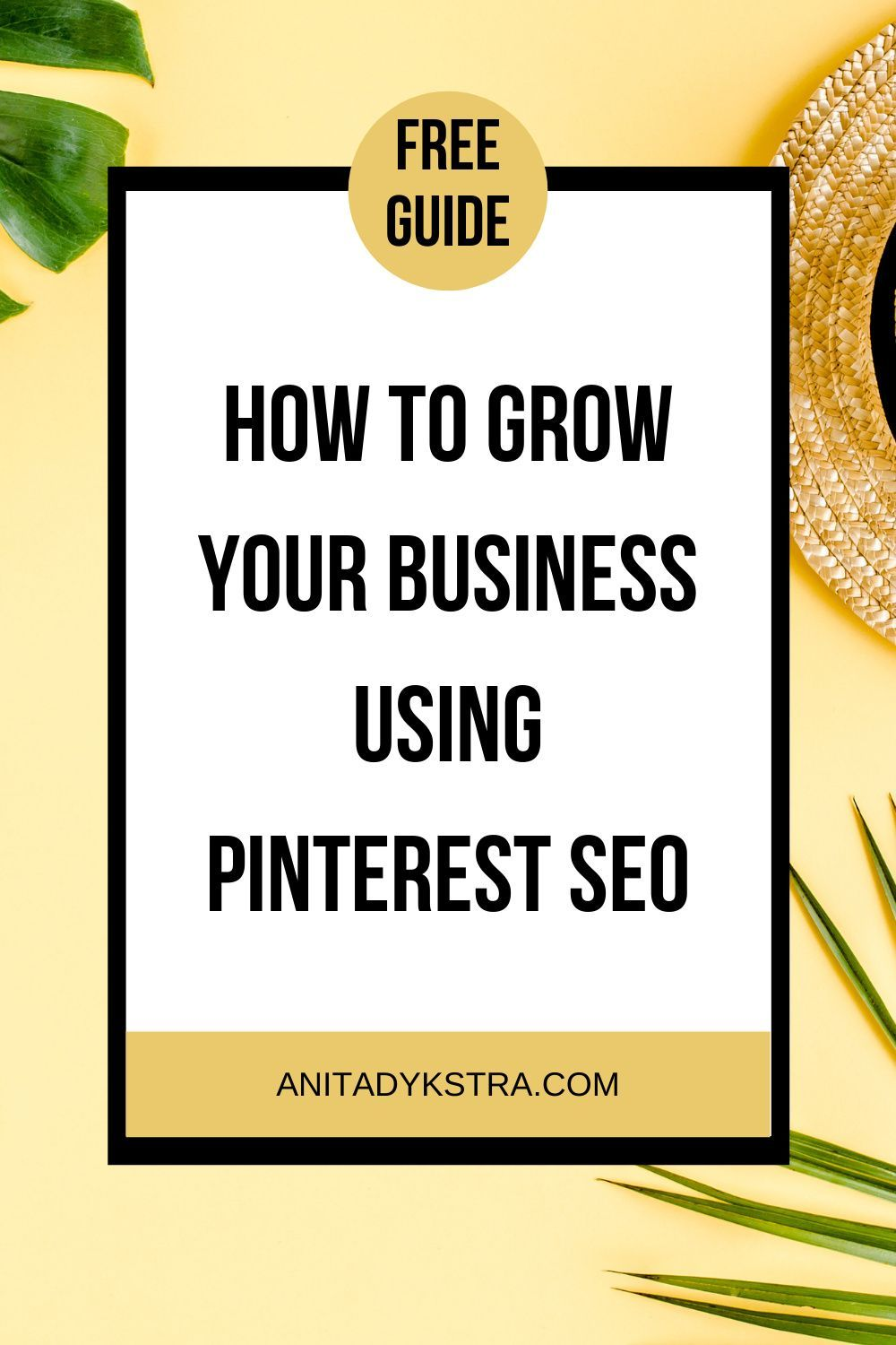 How to use pinterest for business in 20   Pinterest for business ...