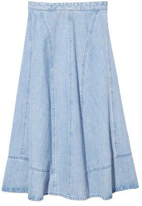 This looks like the kind of skirt I could live in