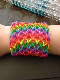 How To Gain Bigger Better Muscles Rainbow Loom Bracelets