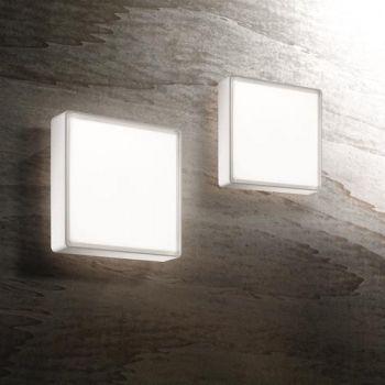 LED Deckenleuchte Oban in weiß 27W 2400lm IP65