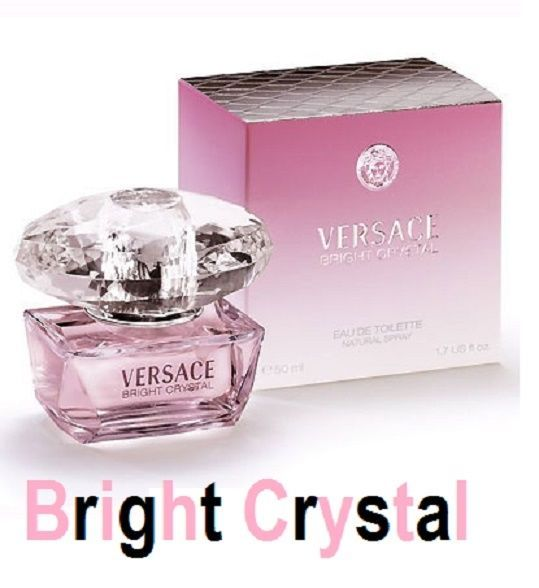 Bright Crystal by Versace Women Perfume Eau De Toilette MINI