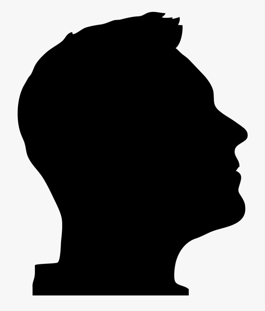 Hasil Penelusuran Gambar Google Untuk Https Www Jing Fm Clipimg Detail 46 460611 A Willing Servant Man Face Silhouette Png Png Gambar