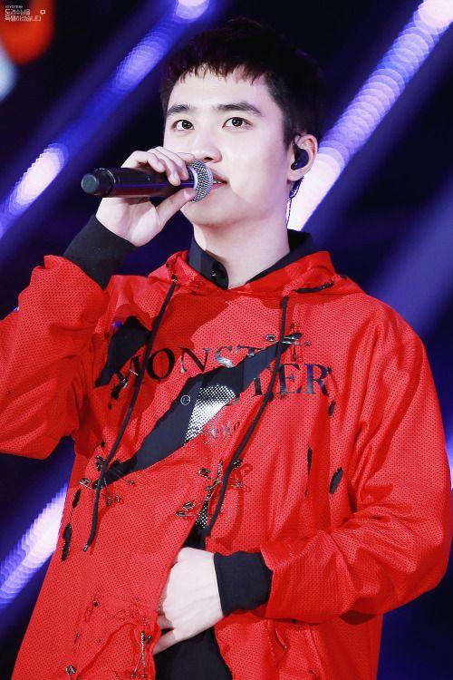 D.O - 160618 2016 Suwon K-Pop Super Concert Credit: 됴템. (2016 수원 케이팝 슈퍼콘서트)