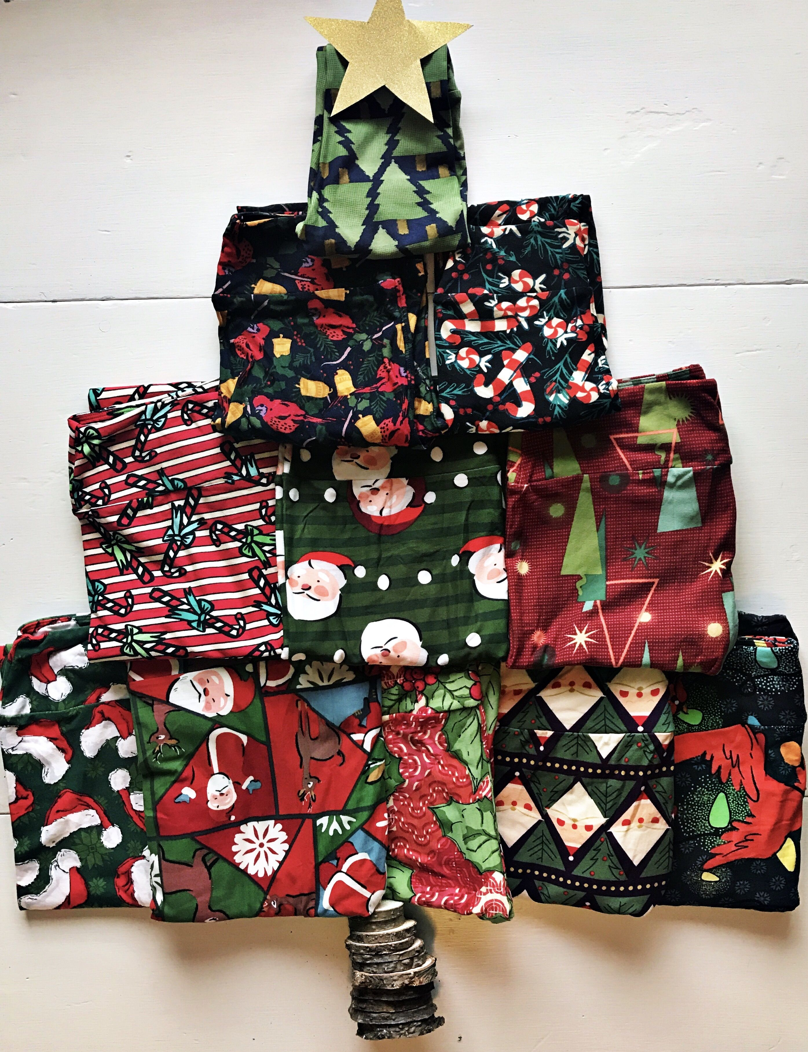 Lularoe Christmas Leggings.The Most Wonderful Time Of The Year Grab A Pair Of Festive