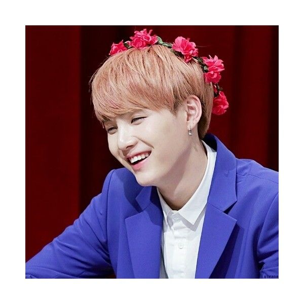 We ❤ It ❤ liked on Polyvore featuring bts, bts - suga, kpop and suga
