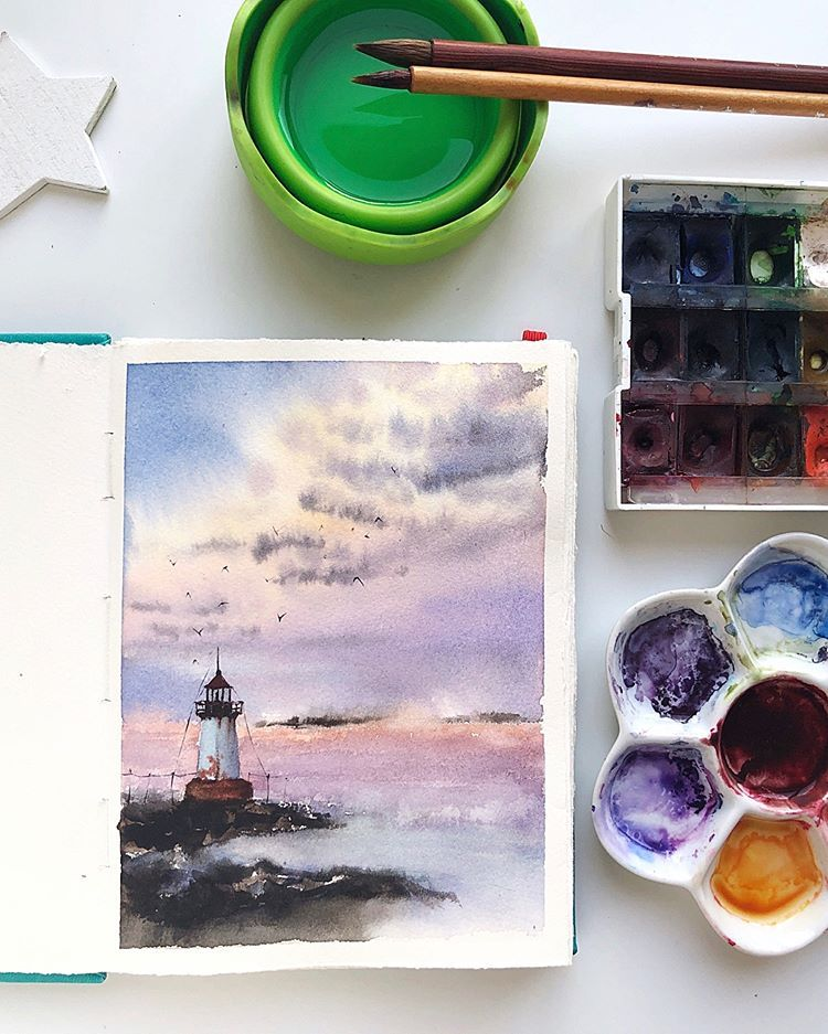 Watercolor Blog Watercolor Blog Instagram Photos And