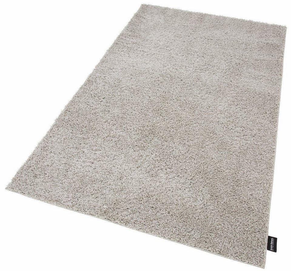Hochflor Teppich Shaggy Soft Bruno Banani Rechteckig Höhe 30 Mm Gewebt Wohnzimmer Online Kaufen Otto Teppich Hochflor Teppich Textilien