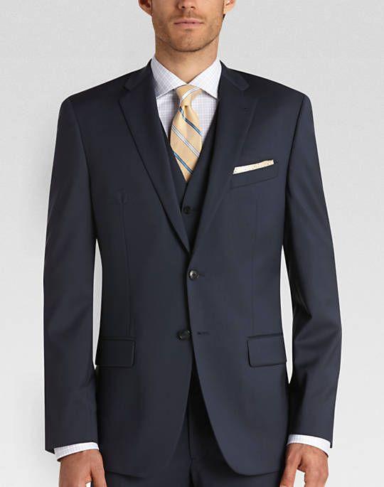 297c873d6f Home   Suits   Blue slim fit suit, Men's suit separates, Mens suits