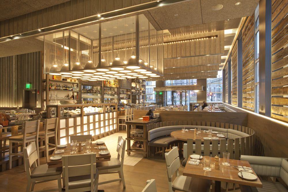 The Loft Bar And Restaurant