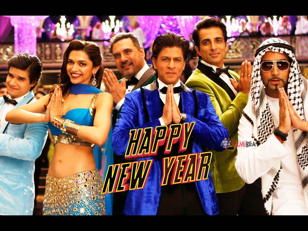 Happy New Year Hq Movie Wallpapers Happy New Year Hd Movie