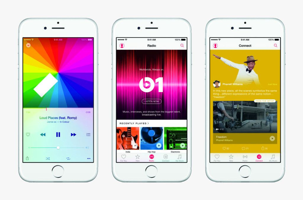 Apple Doesn't Need Apple Music to Win, Which Is Why It