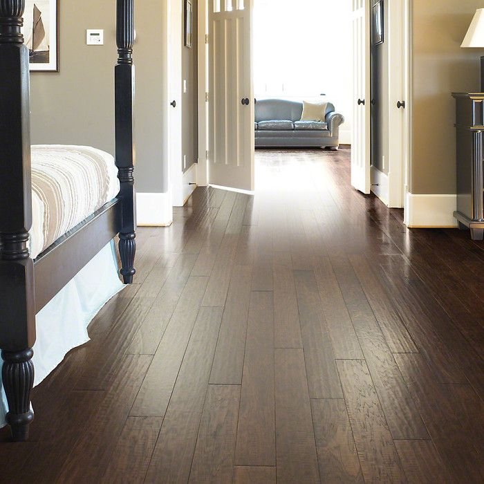 Shaw Floors Sutton S Mountain 5 Quot Engineered Hickory