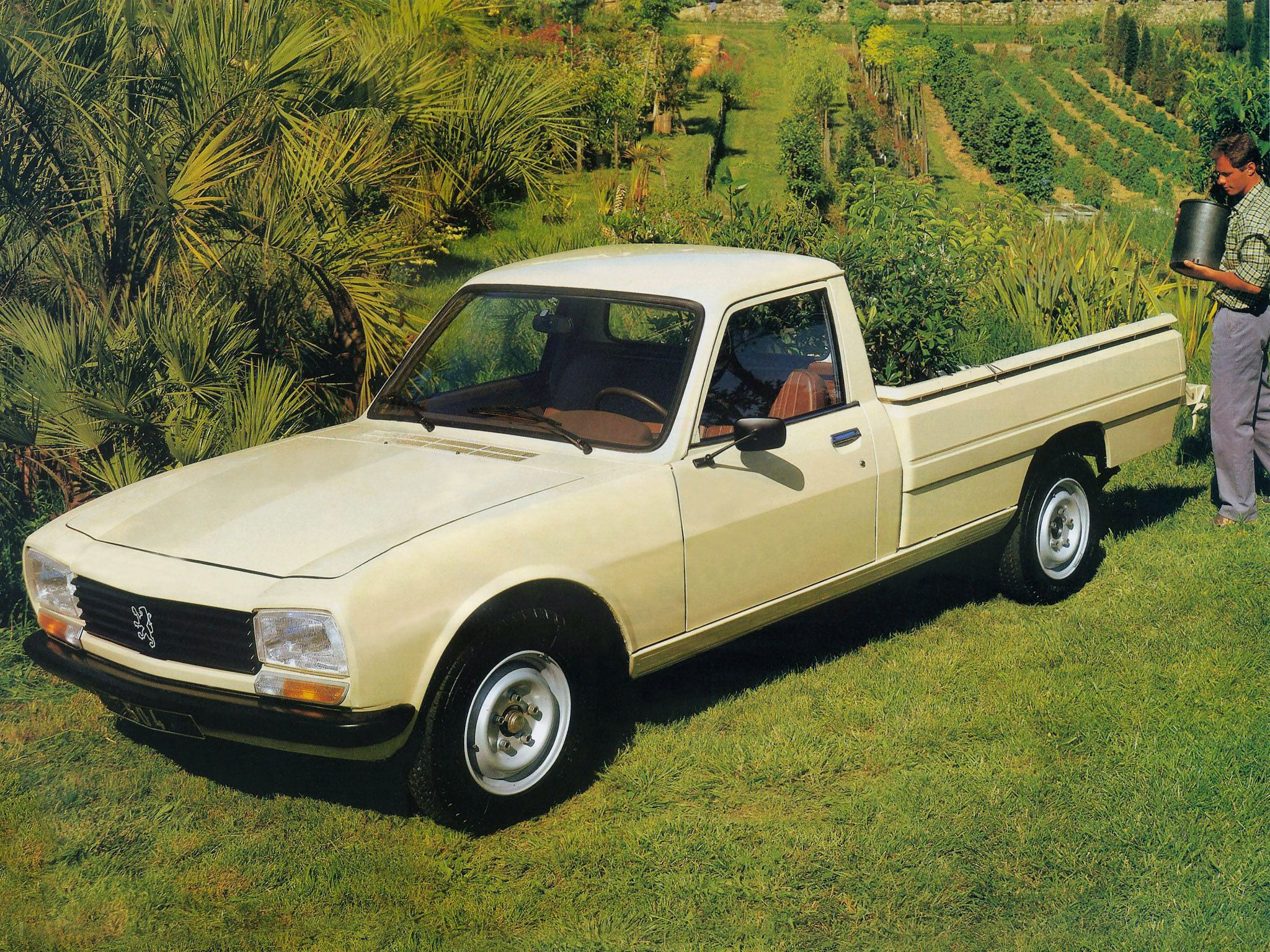Peugeot 504 Pick Up French Commercial Vehicles Trucks Lorry