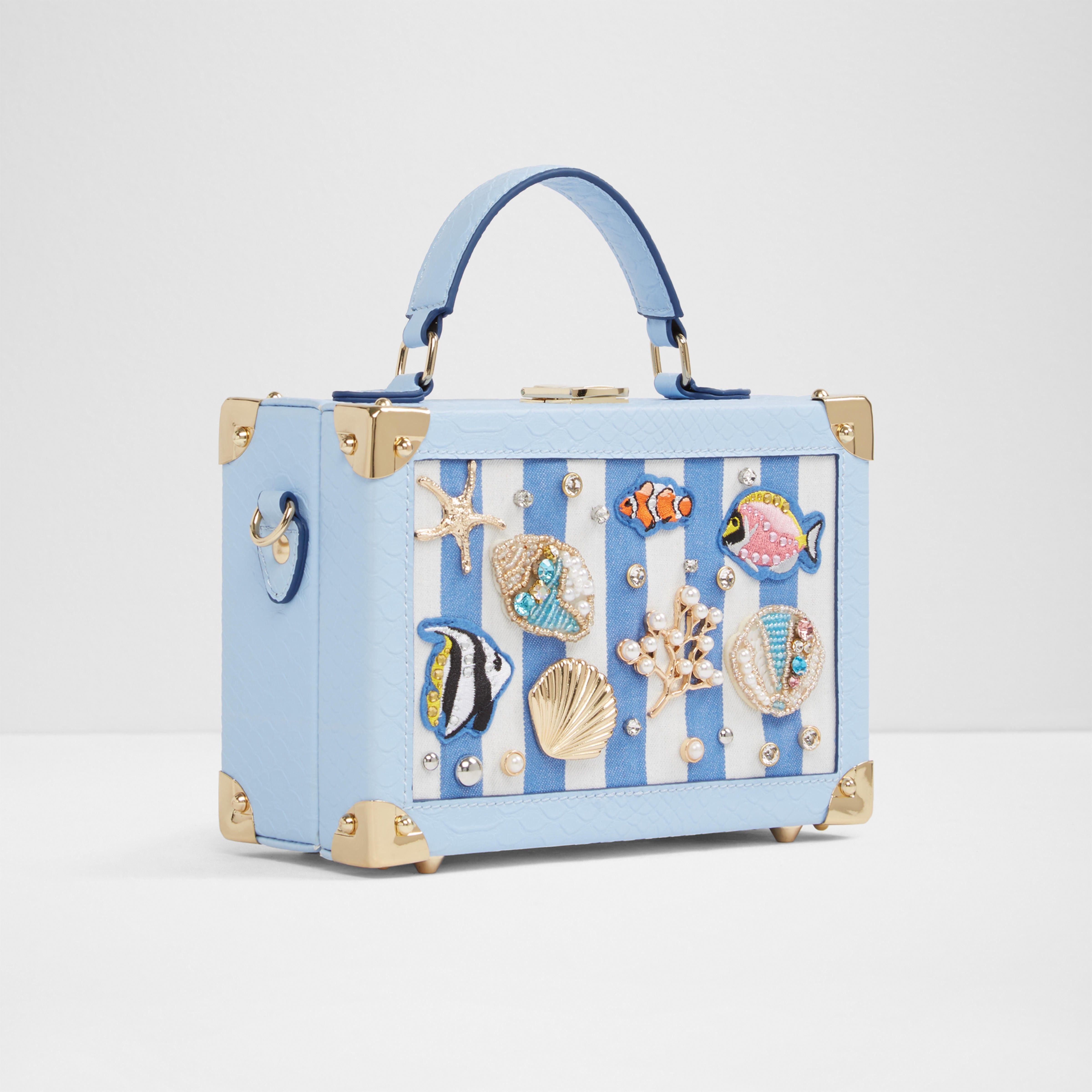 78ee379825b Aldo Deroland - Navy Purses And Bags