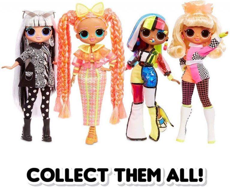 New Lol Surprise Dolls L O L O M G Lights Lolsdolls Lol Dolls Fashion Dolls Our Generation Doll Accessories